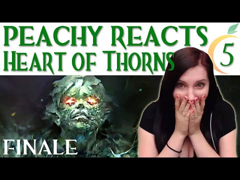 PEACHY REACTS ● Mordremoth [FINALE] ● Guild Wars 2 Heart Of Thorns Story