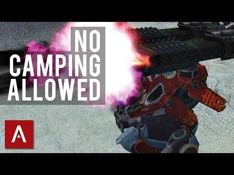 War Robots Gameplay: No Camping Allowed (BRAWLERS ONLY)