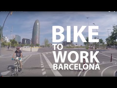 Bike to Work Barcelona
