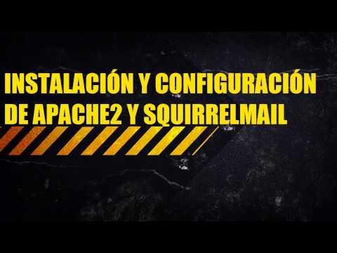 Descarga, Instalación y Configuración de SquirrelMail en OpenSuse 11.2