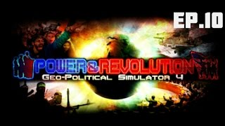 Geopolitical Simulator 4 FR (Power & Révolution) RUSSIE S01 EP.10: Guerre contre la Géorgie !