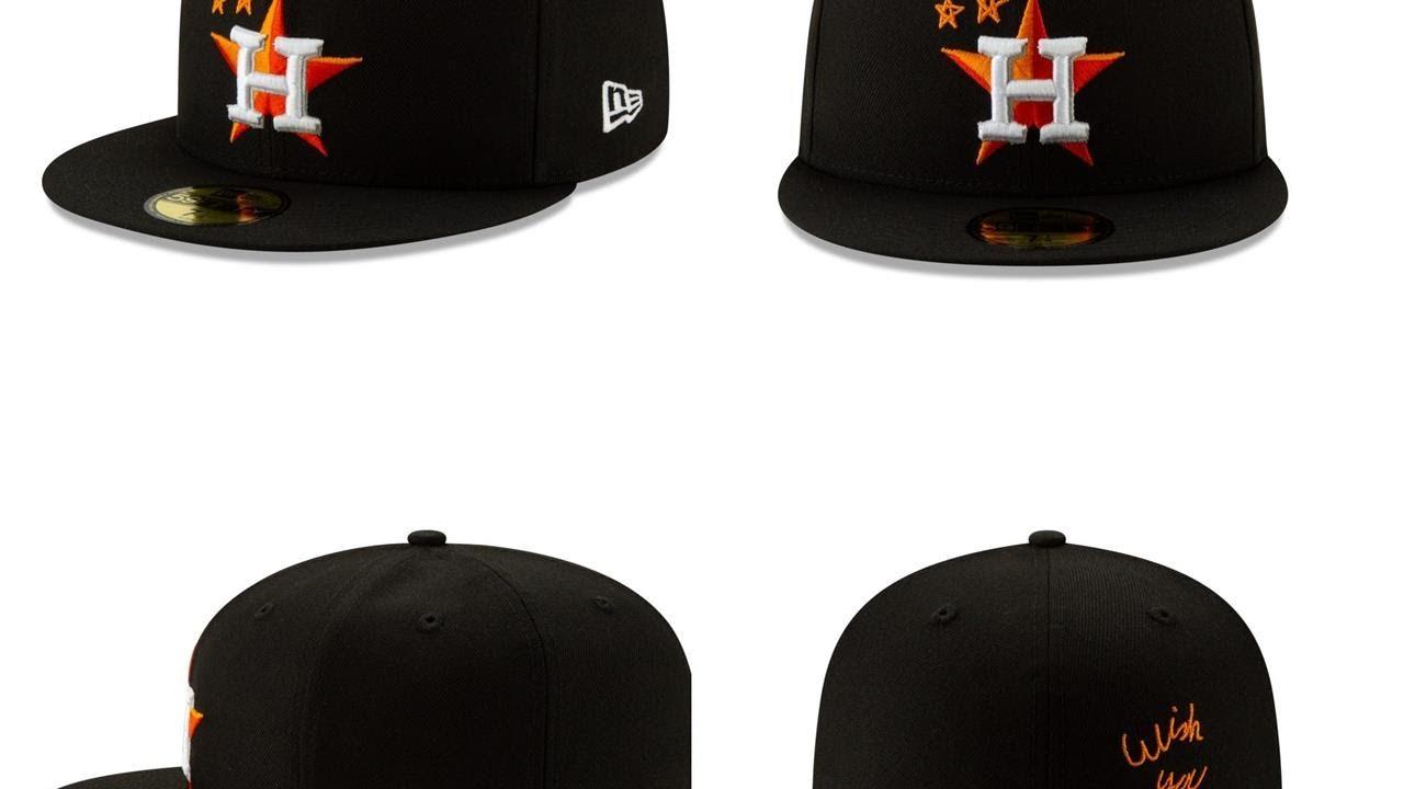 cf09841c8b77f Travis Scott Releases New Era X Houston Astros MLB Collection -  AllHipHop.com