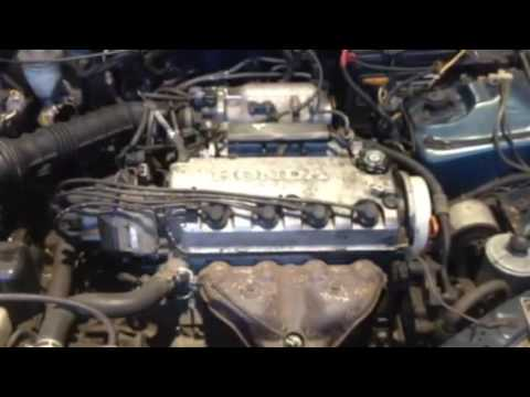 двигатели на honda civic vi