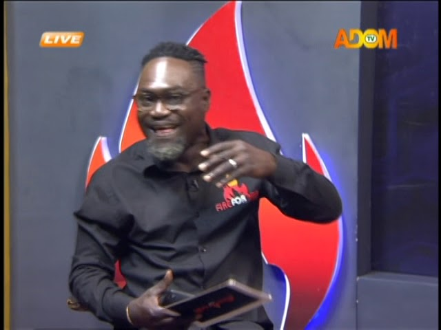 Commentary Position - Fire 4 Fire on Adom TV (11-10-18)