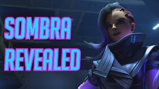 Sombra Animated Short Reaction   Sombra Officially Revealed!