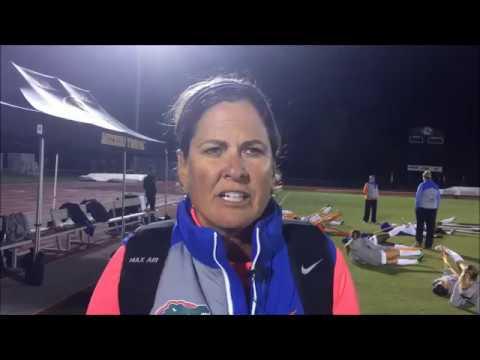Becky Burleigh and Julia Lester 10-27-16