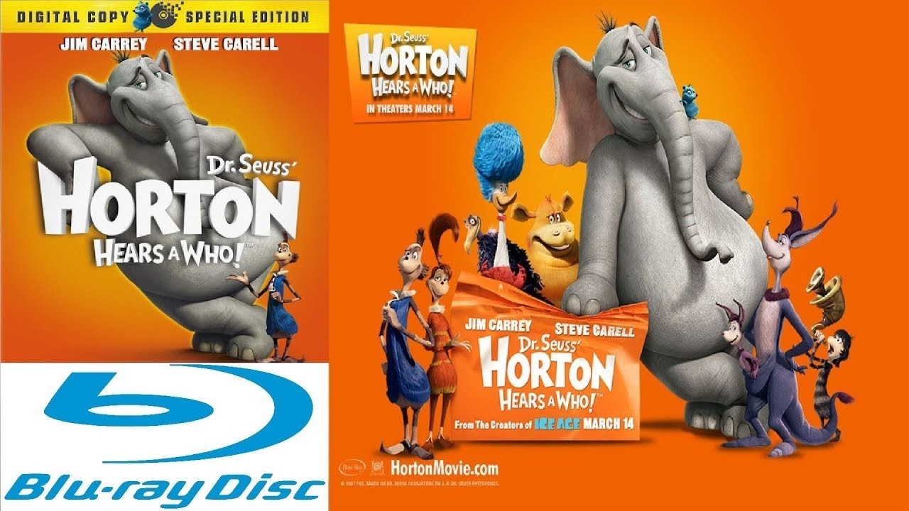Download Opening to Horton Hears a Who US Blu-Ray