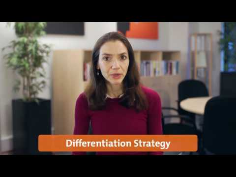 Porter's Generic Strategies - Staying Competitive