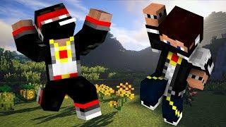Minecraft [Прохождение Карты] - Очень удачливый Мистик!