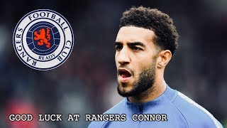 Connor Goldson- True fighting character - Good luck at Rangers
