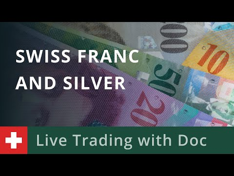 Trading with Doc 16/11 - Swiss Franc and Silver