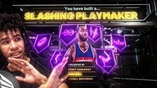 RONNIE WILL PATCH THIS BUILD! DRIBBLE GOD BUILD! NBA 2K20 BEST BUILD!