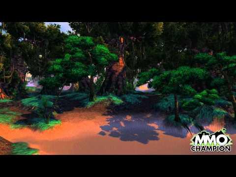Zandalari Island Area Preview