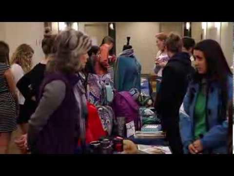 Entrepreneurship Expo at Shenandoah University 2013