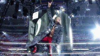 Edge - WWE Hall of Fame class of 2012: April 2, 2012