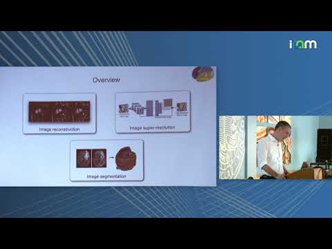 "Daniel Rueckert: ""Deep learning in medical imaging"""
