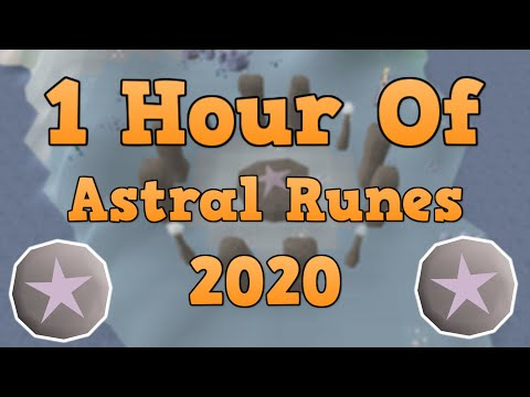 OSRS Astral Runecrafting Guide 2020