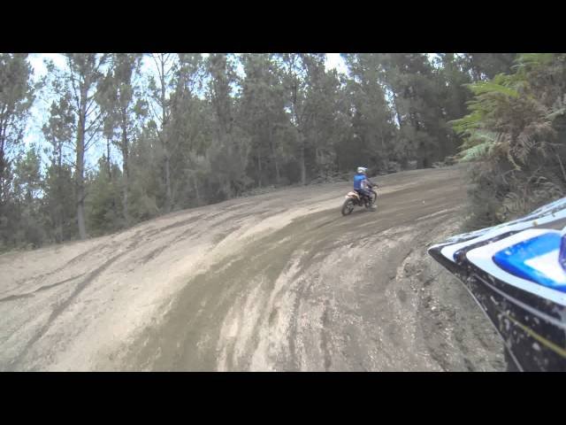 GoPro HERO3: Motocross Rubias 8 (29/09/2013) Travel Video