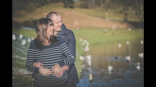 Helen & Mark Cinematic Engagement Video - Studley Royal