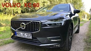 Der neue Volvo XC60 2017 / 4K Video / Test / Вольво XC60 - Тест