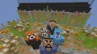 Minecraft XBOX - Hide and Seek - Miners Mansion