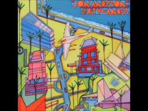JON ANDERSON - IN A LIFETIME
