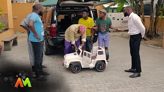 Miniature motor and dance moves – My Flatmates | Africa Magic