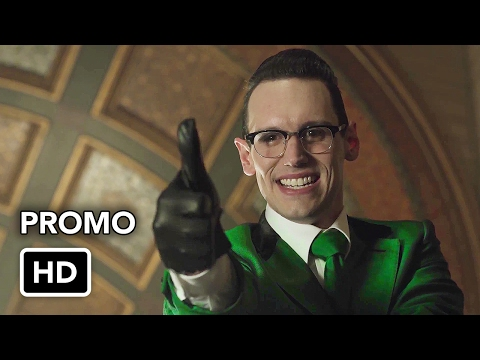 "Gotham 3x15 Promo ""How the Riddler Got His Name"" (HD) Season 3 Episode 15 Promo"