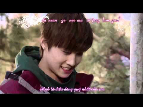 [Vietsub + Kara] Together - JB & JiYeon [OST Dream High 2]