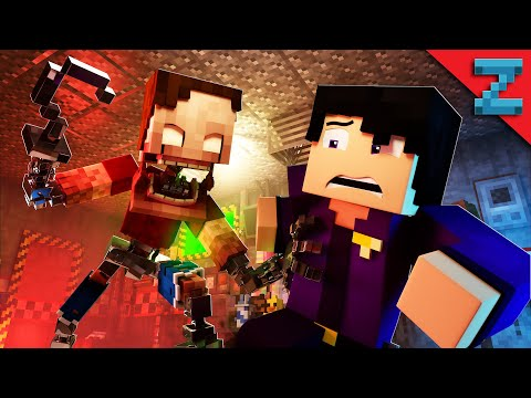 """""""After Show"""" Minecraft FNAF Animation Music Video (Song by TryHardNinja) The Foxy Song 4"""