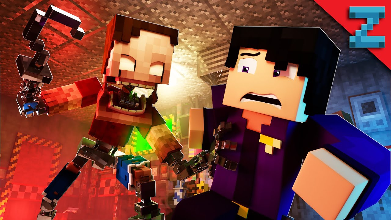 """Download """"After Show"""" Minecraft FNAF Animation Music Video (Song by TryHardNinja) The Foxy Song 4"""