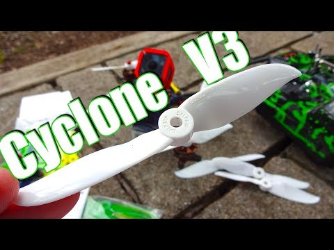 DAL Cyclone V3 5050C Twin Blade Review