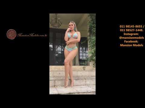 MODELO DEBORA SOARES - MANSION MODELS - 26/11/2017. thumbnail