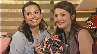 Carmina, celebrates birthday with Lea Salonga on