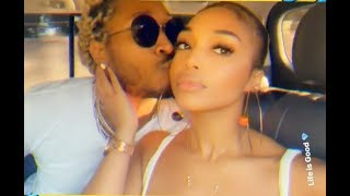 Future Kisses Lori Harvey Goes Public After Trip Overseas