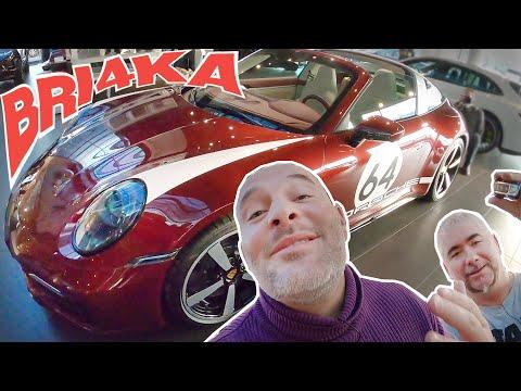 НОВОТО Porsche 911 Turbo S и УНИКАЛНОТО - Targa 4S Heritage | Bri4ka.com