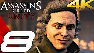 Assassin's Creed Unity - Gameplay Walkthrough Part 8 - Marie Assassination & Elise [4K 60FPS ULTRA]