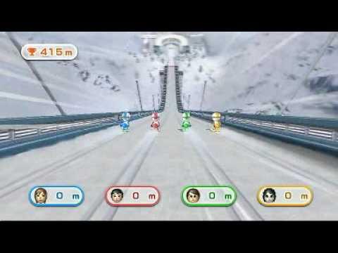 嵐 Wii CM スチル画像。CM動画を再生できます。