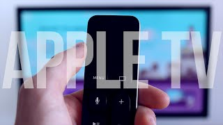 Le test complet de l'Apple TV 2015 (4th Gen.)