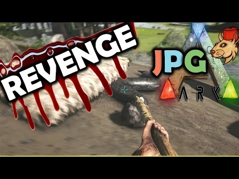 ARK Survival Evolved PS4 Let's Play #2 First Tame / REVENGE - Ark PS4 Gameplay