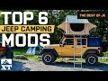 The Best Jeep Wrangler Camping Mods and Outdoor Gear For Off-Road Adventures