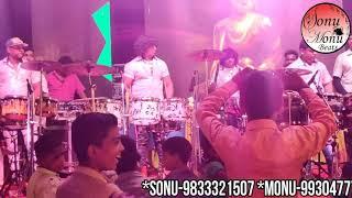 Sonu & Monu Beat's Ply #Jai Bheem Song at Kandivali Haldi Show 2019
