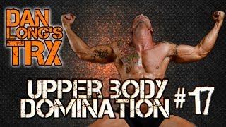 best trx upper body workout