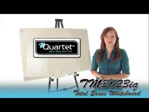 quartet-tm3623-iq™-total-erase®-whiteboard