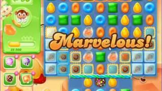 Candy Crush Saga Jelly Level 538