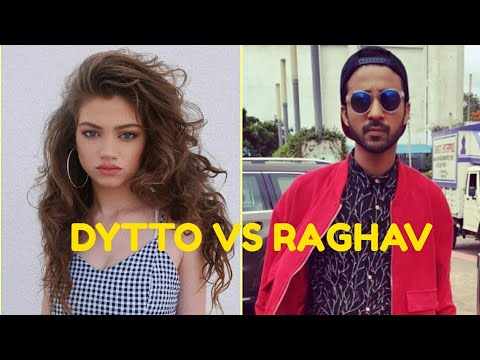 DYTTO VS RAGHAV Dance Performance