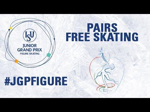 Pairs Free Skating MINSK 2017