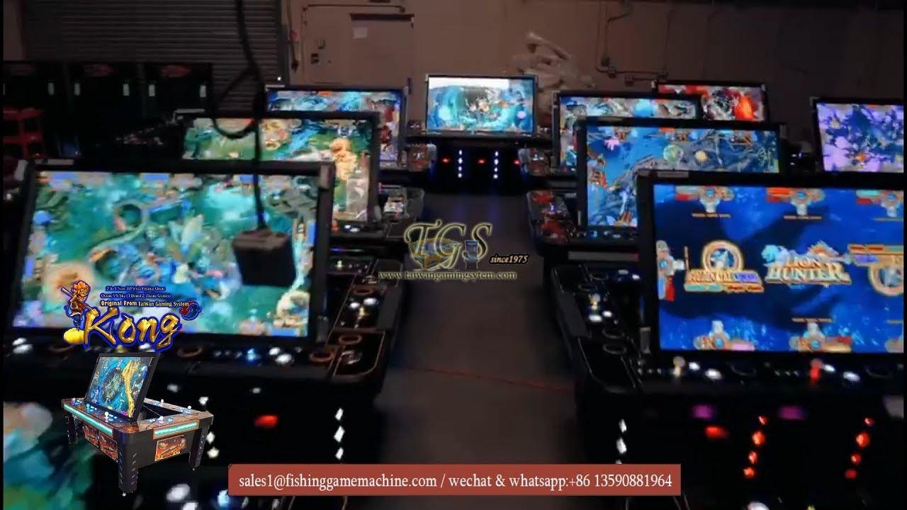 NO.1 USA Market Fishing Game Cabinet,Ocean King Fishing Game,Kong Fishing  Game