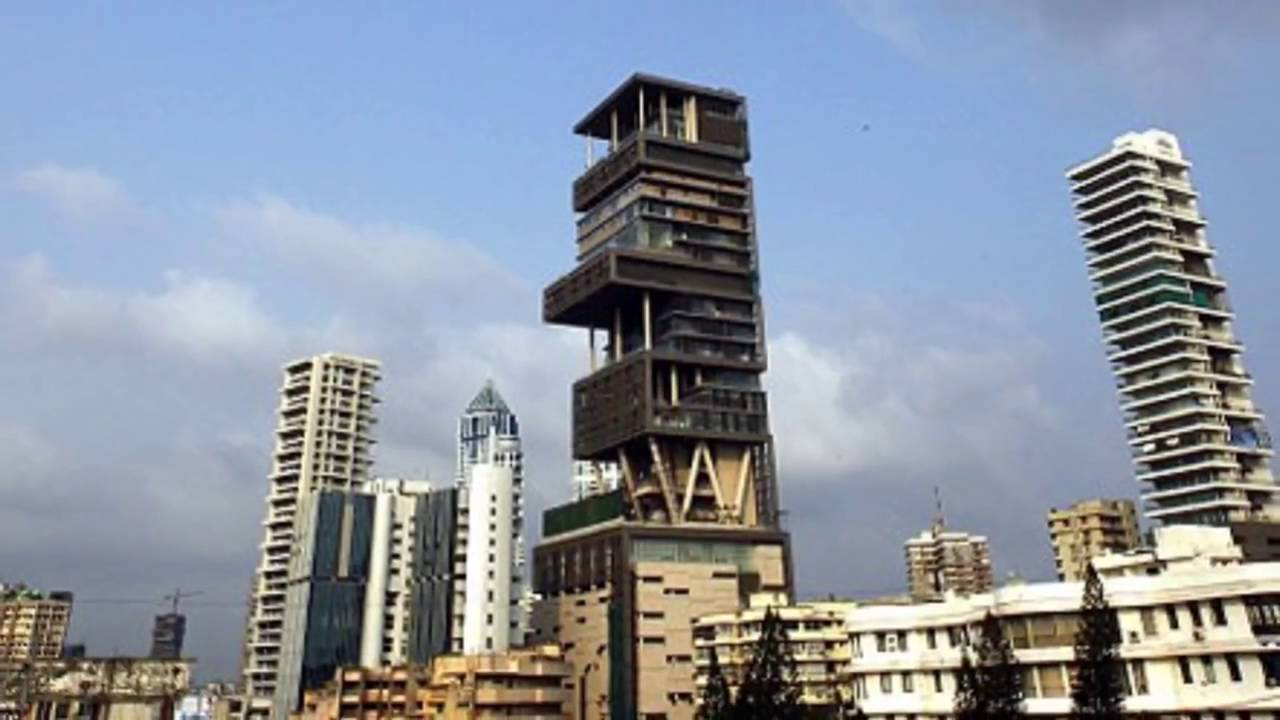 the most expensive house in the world (antilia) - youtube