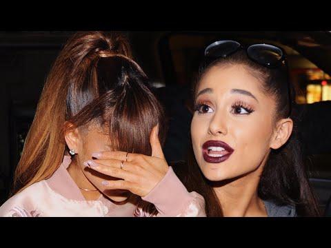 Ariana Grande vs Paparazzi